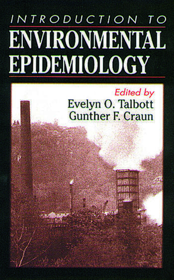 An Introduction to Environmental Epidemiology book cover