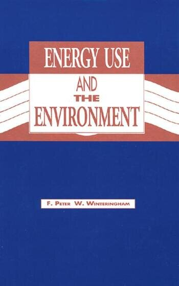 Energy Use and the Environment book cover