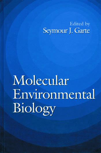 Molecular Environmental Biology book cover