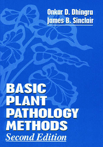 Basic Plant Pathology Methods book cover