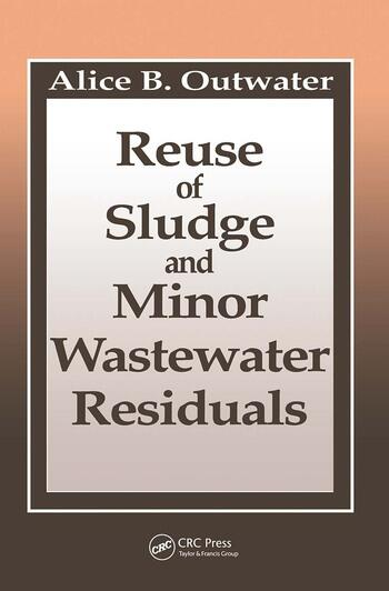 Reuse of Sludge and Minor Wastewater Residuals book cover
