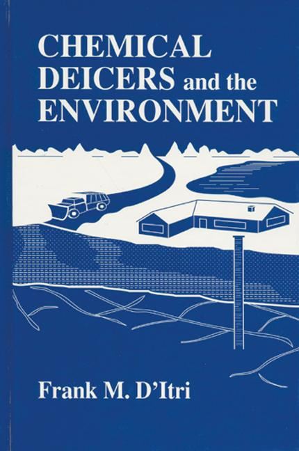 Chemical Deicers and the Environment book cover