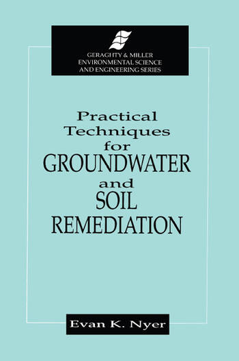 Practical Techniques for Groundwater & Soil Remediation book cover