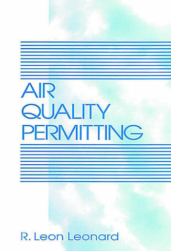 Air Quality Permitting book cover