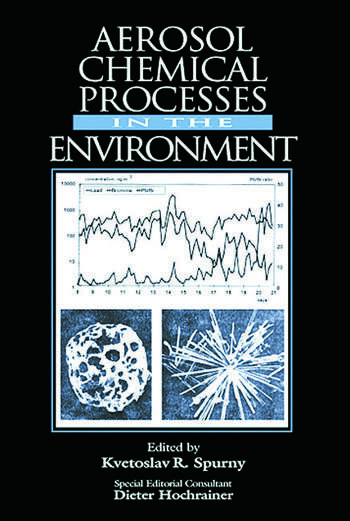 Aerosol Chemical Processes in the Environment book cover