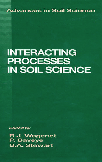 Interacting Processes in Soil Science book cover