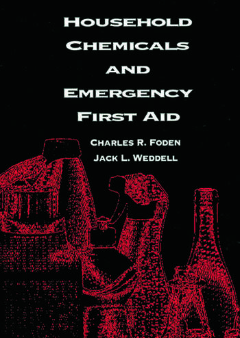 Household Chemicals and Emergency First Aid book cover
