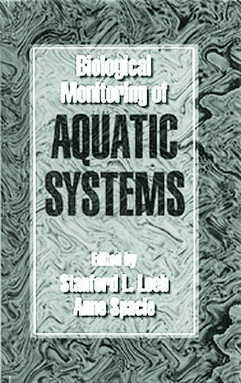 Biological Monitoring of Aquatic Systems book cover