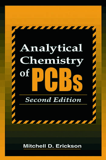 Analytical Chemistry of PCBs book cover