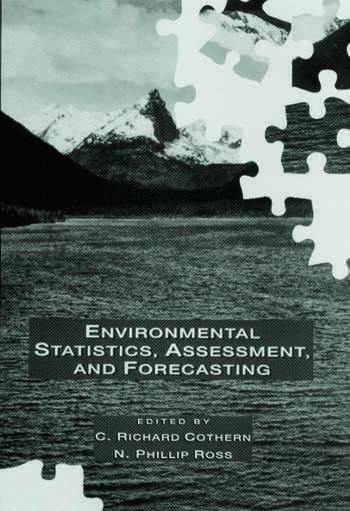 Environmental Statistics, Assessment, and Forecasting book cover