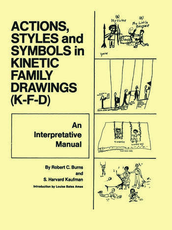 Action, Styles, And Symbols In Kinetic Family Drawings Kfd book cover