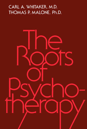 Roots Of Psychotherapy book cover