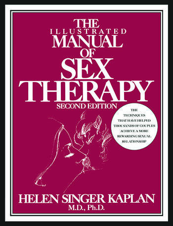 The Illustrated Manual of Sex Therapy book cover