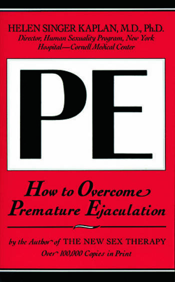 How to Overcome Premature Ejaculation book cover