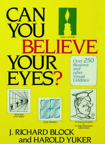 Can You Believe Your Eyes? book cover
