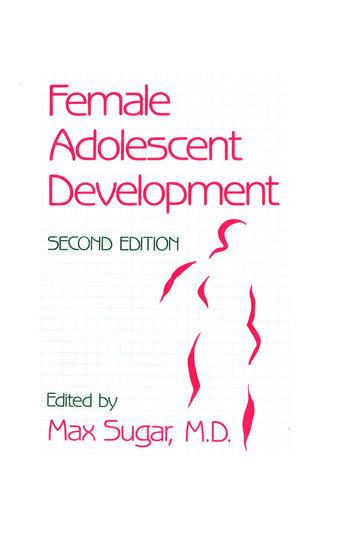 Female Adolescent Development book cover