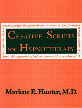 Creative Scripts For Hypnotherapy book cover