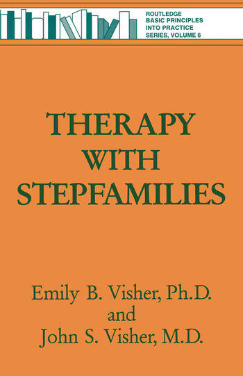 Therapy with Stepfamilies book cover