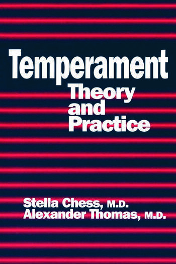 Temperament Theory And Practice book cover