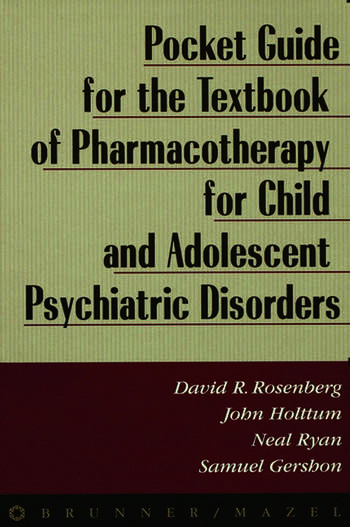 Pocket Guide For Textbook Of Pharmocotherapy book cover