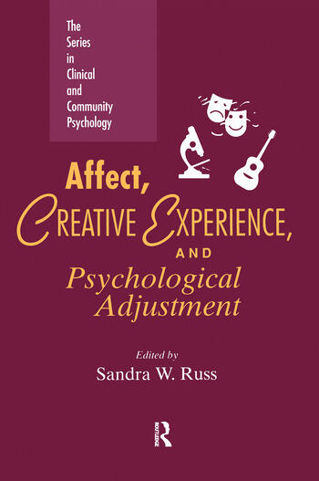 Affect, Creative Experience, And Psychological Adjustment book cover