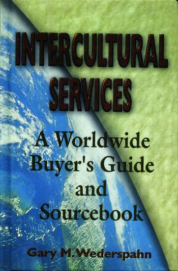 Intercultural Services book cover