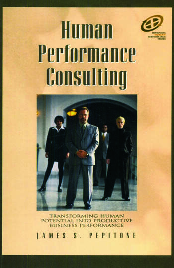 Human Performance Consulting book cover