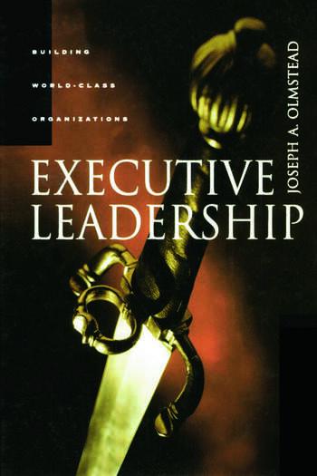 Executive Leadership book cover