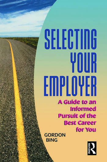 Selecting Your Employer book cover