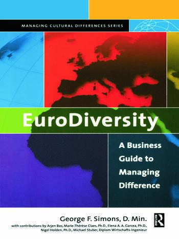 EuroDiversity book cover