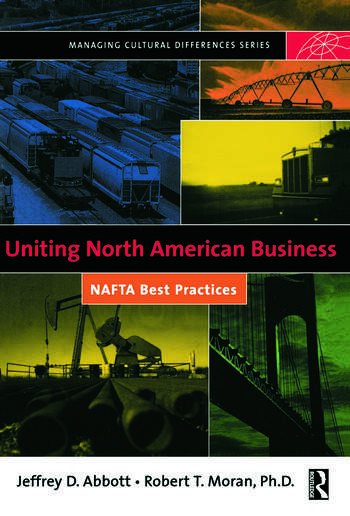 Uniting North American Business book cover