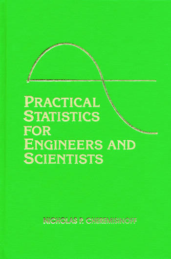 Practical Statistics for Engineers and Scientists book cover