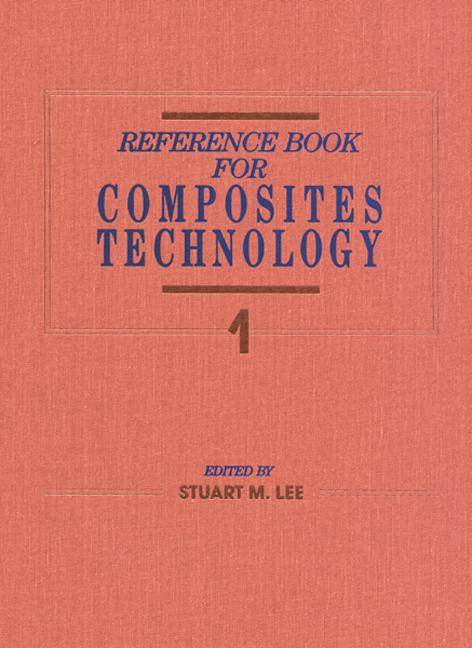 Reference Book for Composites Technology, Volume I book cover