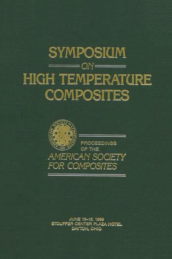 Symposium on High Temperature Composites book cover