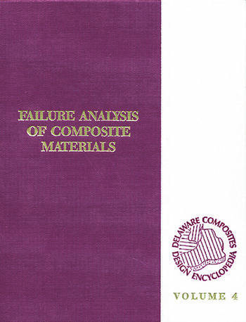 Delaware Composites Design Encyclopedia Failure Analysis, Volume IV book cover