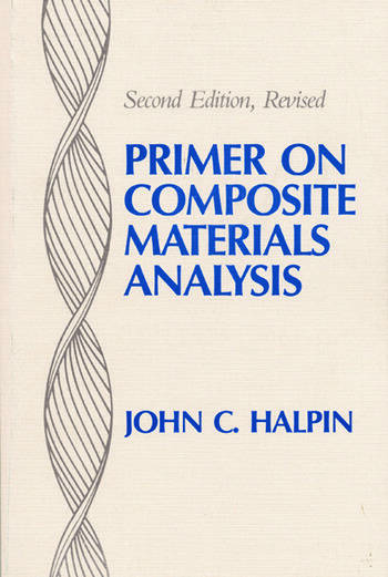 Primer on Composite Materials Analysis (revised) book cover