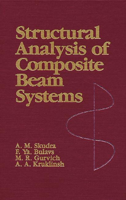 Structural Analysis of Composite Beam Systems book cover