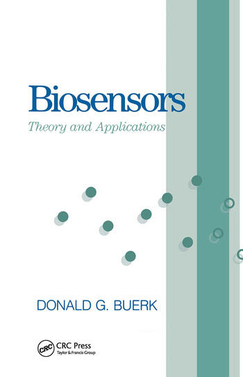 Biosensors Theory and Applications book cover