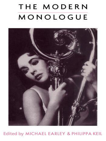 The Modern Monologue Women book cover