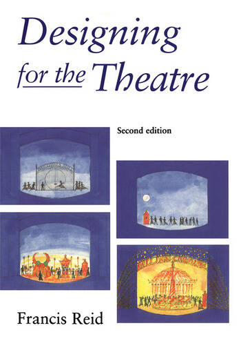 Designing for the Theatre book cover