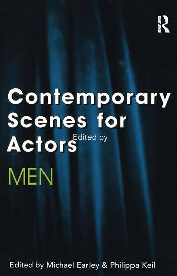 Contemporary Scenes for Actors Men book cover