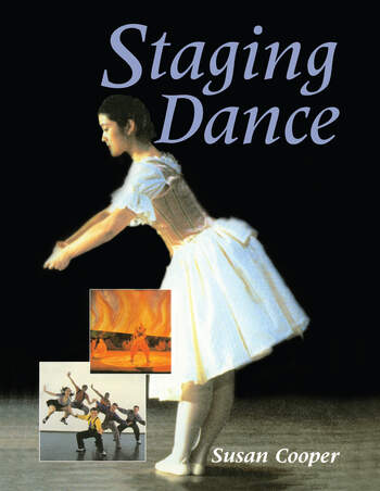 Staging Dance book cover
