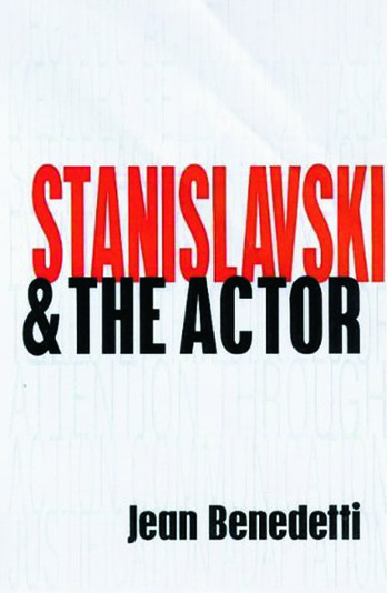 Stanislavski and the Actor The Method of Physical Action book cover