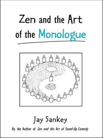Zen and the Art of the Monologue book cover