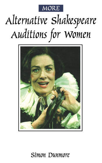 More Alternative Shakespeare Auditions for Women book cover