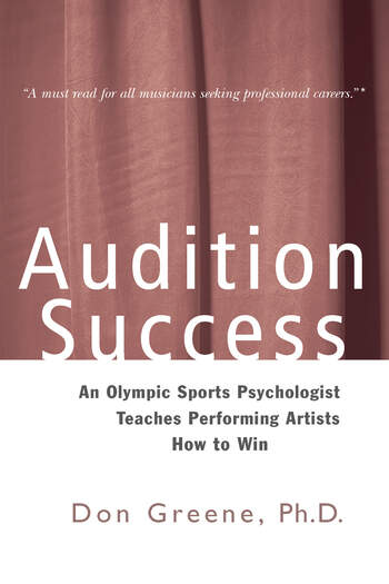 Audition Success book cover