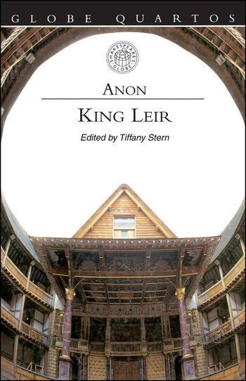 King Leir book cover