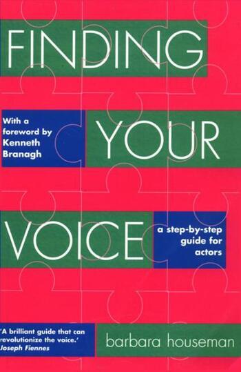 Finding Your Voice book cover