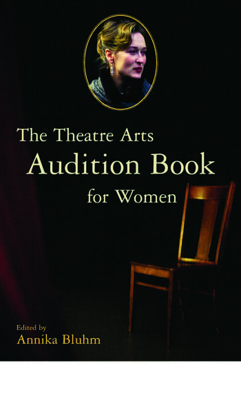 The Theatre Arts Audition Book for Women book cover