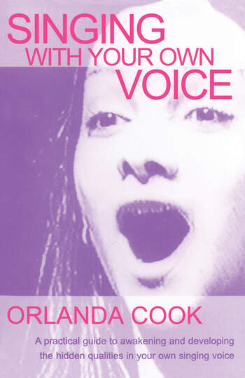 Singing With Your Own Voice book cover